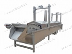 Full-Automatic Coal-fired Frying Machine